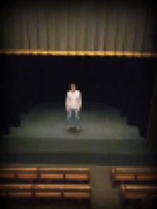 プーク人形劇場 舞台!