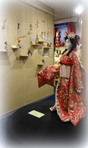パペットハウス店内の「赤姫」