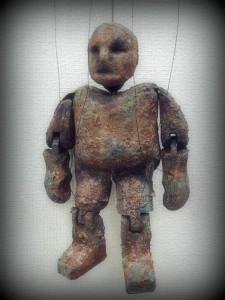 ゴーレム人形 全身