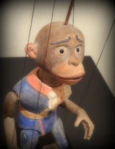フランチシャックの「お猿さん」