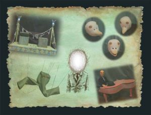 人形劇ココン「繭の夢」