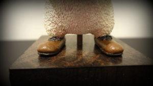 ウサギの足